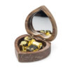 Walnut Heart box (Custom tune)